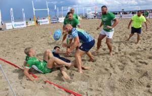 Biało-Zielone i Posnania najlepsze w rugby