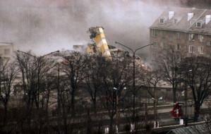 Historyk: za wybuchem gazu w Gdańsku mógł stać UOP