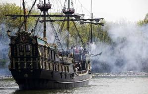 Bitwa Morska na Martwej Wiśle. Najlepiej oglądać z Nowego Portu