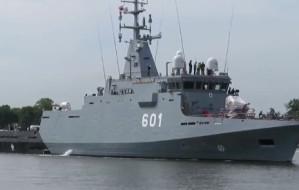 Polskie okręty z trójmiejskich stoczni