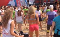 Taneczny maraton nad brzegiem Bałtyku