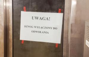 Cztery miesiące bez wind w przejściu pod Słowackiego