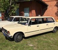 Motoryzacyjny powrót do przeszłości z Polonezami, Fiatami i Warszawami
