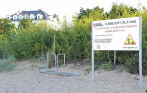 W przyszłym roku przy plażach staną nowe toalety. Gdzie i jak będą wyglądały?