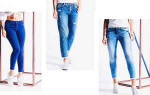 Jeansy idealne. Jak dobrać spodnie do swojej sylwetki?