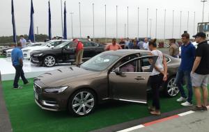 Szwedzka uczta z Volvo S90 i V90 na Autodromie Pomorze