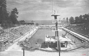 Losy basenu na Polance Redłowskiej