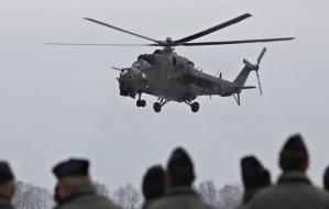 Śmigłowce Mi-24 pozostają od lat bez pocisków