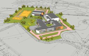 Szkoła w Kowalach - rusza przetarg na budowę
