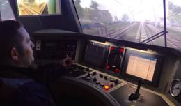 Maszyniści SKM trenowali na symulatorze w TIR-ze