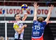 Lotos Trefl przegrał z mistrzem Polski