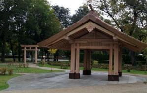 Trochę więcej Japonii w Parku Oliwskim