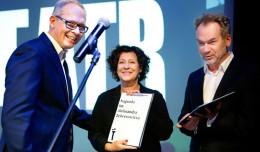 Dorota Kolak i Mirosław Baka odebrali prestiżowe nagrody aktorskie
