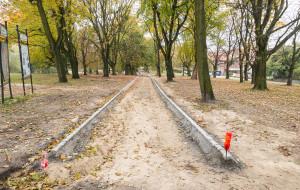 Nowe oblicze parku na Grodzisku