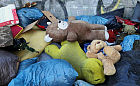 Dramat pluszowego misia, czyli o niechcianych używanych zabawkach