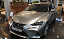 Lexus zaprezentował odświeżonego IS-a
