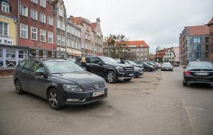 Gdańsk pomaluje miejsca postojowe w strefie płatnego parkowania