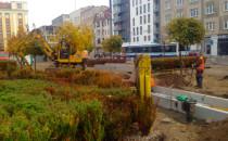 Ruszyła budowa fontanny na pl. Kaszubskim