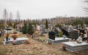 Konieczna rozbudowa pięciu cmentarzy