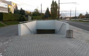 700 tys. zł na tunel, który nikomu nie służy