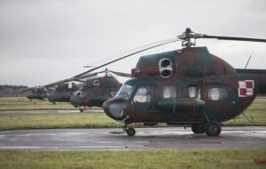Stare wojskowe Mi-2 czekają na wymianę