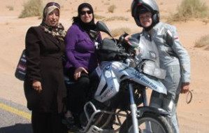 Samotna podróż Ani przez Jordanię i Syrię