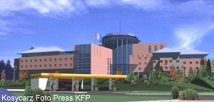 Centrum kongresowe zamiast  hotelu Miramar