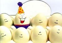 Z czym Ci się jajko kojarzy?