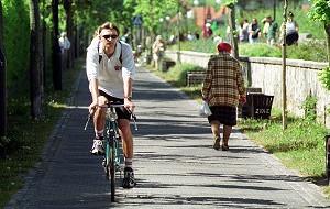 Milion dolarów na gdańskie ścieżki rowerowe !!!