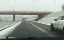 Pierwszy śnieg w Trójmieście. Na drogach...