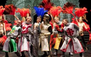 'Spamalot' startuje w Gdyni