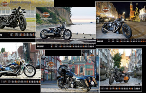 Kup kalendarz z motocyklami i wesprzyj WOŚP