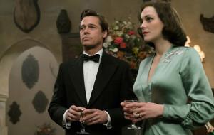 """Jakie czasy, taka """"Casablanca"""". Recenzja filmu """"Sprzymierzeni"""""""