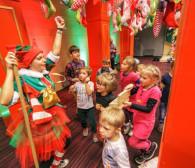 Odwiedź Św. Mikołaja i jego wielką fabrykę zabawek