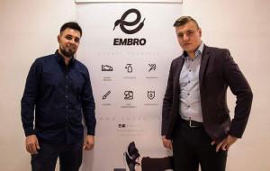 Embro: spersonalizowane obuwie sposobem na biznes