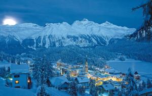 Jeden krok do nieba - co oferują ekskluzywne kurorty narciarskie?