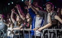 Tłumy młodych na hip-hopowym festiwalu w B90