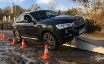 Miejskie SUV-y BMW w niemiejskich warunkach