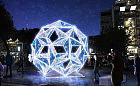 Świąteczna iluminacja Gdyni od wtorku