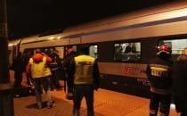 Tragiczne potrącenie przez pociąg w Gdyni