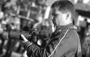 Nie żyje Tomasz Bołt, fotoreporter z Trójmiasta