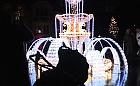 Nowa iluminacja w Parku Oliwskim