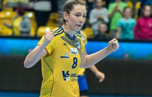 Monika Kobylińska Ligowcem Listopada