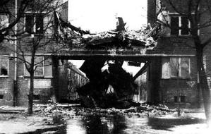Katastrofa lotnicza we Wrzeszczu sprzed 62 lat