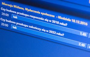 Bukmacherzy: przekop Mierzei Wiślanej nie powstanie do 2022 r.