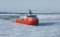 Statek polarny ze stoczni Crist już gotowy