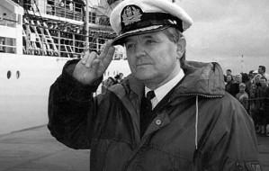 Zmarł kapitan Tadeusz Olechnowicz