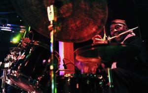 Wodzirej z perkusją. Lenny White w Gdyni