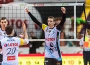 Lotos Trefl pokonał wicemistrza Polski