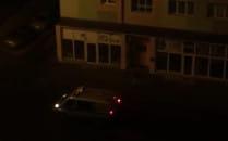 Niezdarny złodziej zatrzymany po pościgu
